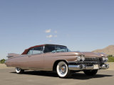 1959 Cadillac Eldorado Convertible Photographic Print by S. Clay