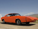1969 Dodge Charger Daytona 440 Photographie par S. Clay