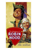 The Adventures of Robin Hood, Errol Flynn, Olivia De Havilland, 1938 Prints