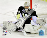 Marc-Andre Fleury Game Three of the 2008-09 NHL Stanley Cup Finals Photo