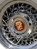 1959 Cadillac Eldorado Convertible Wheel Photographie par S. Clay
