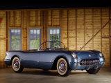1954 Chevrolet Corvette Reproduction photographique par S. Clay