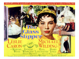 The Glass Slipper, Leslie Caron, 1955 Posters