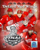 "'09 St. Cup - Red Wings ""Big 5 "" Photo"