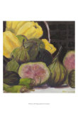 Figs I Print by Silvia Rutledge