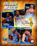 "2009 Finals - Magic ""Big 5"" Photo"