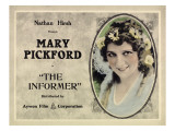 The Informer, Mary Pickford, 1912 Photo