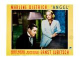 Angel, Marlene Dietrich, Herbert Marshall 1937 Posters