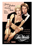 The Maids, Susannah York, Glenda Jackson, 1973 Photo