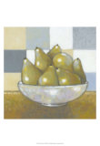 Green Pears Prints by Norman Wyatt Jr.