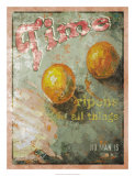 Time Ripens All Things Affiches par Lorraine Vail