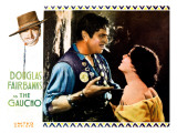 The Gaucho, Douglas Fairbanks, Douglas Fairbanks, Lupe Velez, 1927 Prints