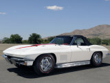 1967 Chevrolet Corvette CV 427 Photographic Print by S. Clay