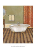 Upscale Bath II Prints by Norman Wyatt Jr.