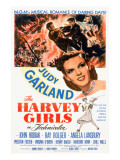 The Harvey Girls, Judy Garland, 1946 Posters
