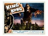 King Kong, Fay Wray, 1933 Posters