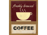 Hot Coffee I Prints by Norman Wyatt Jr.