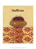 Exotic Spices: Saffron Prints by Norman Wyatt Jr.