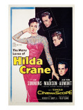 Hilda Crane, Jean Simmons, Guy Madison, Jean Pierre Aumont, Gregg Palmer, 1956 Posters