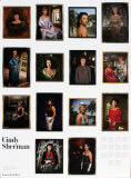 Fourteen Portraits Affiche par Cindy Sherman