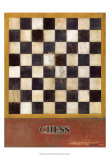 Chess Prints by Norman Wyatt Jr.