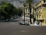 1963 Monaco Grand Prix, BRM V8, Graham Hill Photographic Print