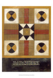 Parcheesi Prints by Norman Wyatt Jr.