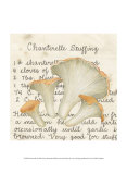 Chanterelle Print by Nancy Shumaker