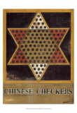 Chinese Checkers Prints by Norman Wyatt Jr.