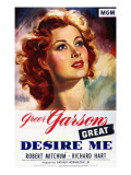 Desire Me, Greer Garson, 1947 Photo