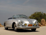 1958 Porsche Speedster 356 1600 Super Photographic Print by S. Clay