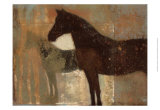 Weathered Equine II Posters by Norman Wyatt Jr.