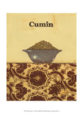 Exotic Spices: Cumin Poster by Norman Wyatt Jr.