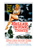 Heller in Pink Tights, Sophia Loren, Steve Forrest, Anthony Quinn, 1960 Billeder