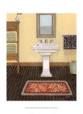 Upscale Bath III Posters by Norman Wyatt Jr.