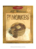 Pancake Mix Prints by Norman Wyatt Jr.