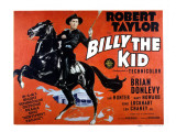 Billy the Kid, Robert Taylor, 1941 Photo