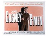 G-Men, James Cagney, 1935 Photo