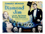 Diamond Jim, Edward Arnold, Jean Arthur, Binnie Barnes, Cesar Romero, Eric Blore, George Sidney Photo