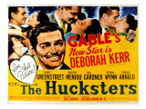 The Hucksters, Clark Gable, Deborah Kerr, 1947 Photo