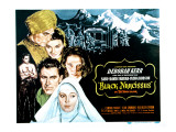 Black Narcissus, David Farrar, Sabu, Jean Simmons, Deborah Kerr, Kathleen Byron, 1947 Posters