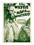 The Man from Monterey, John Wayne, 1933 Photo