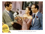 Easter Parade, Peter Lawford, Ann Miller, Fred Astaire, 1948 Print