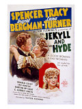 Dr. Jekyll and Mr. Hyde, Spencer Tracy, Lana Turner, Ingrid Bergman, 1941 Billeder