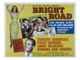 Bright Road, Dorothy Dandridge, Harry Belafonte, 1953 Posters