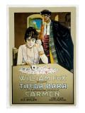 Carmen, Theda Bara, Carl Harbaugh, 1915 Posters