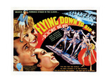 Flying Down to Rio, Fred Astaire, Ginger Rogers, Dolores Del Rio, 1933 Prints
