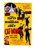 Cat Women of the Moon, Sonny Tufts, Marie Windsor, Victor Jory, 1953 Photo