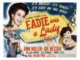 Eadie Was a Lady, Ann Miller, Joe Besser, Jeff Donnell, 1945 Posters
