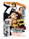 The Belle of New York, Fred Astaire, Vera-Ellen, 1952 Posters